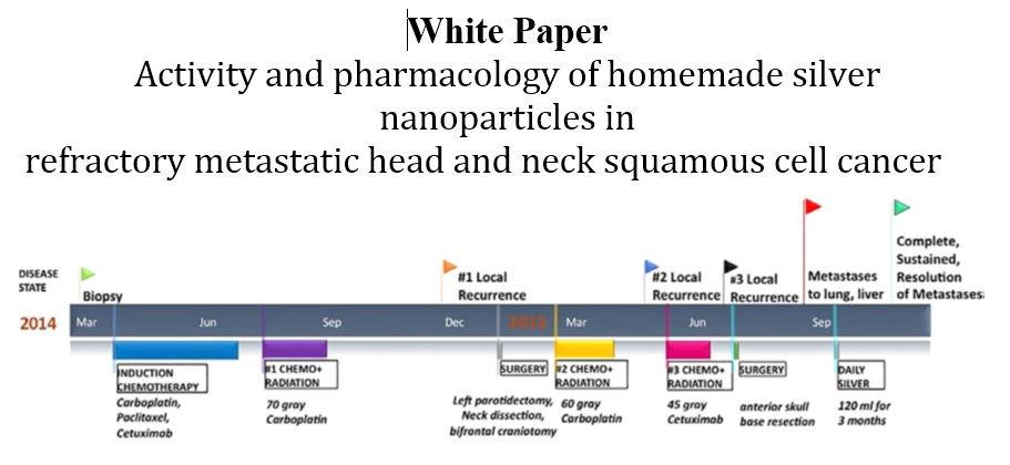 White Paper Nano Silver and Cancer